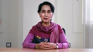 Aung San Suu Kyi: Militante des droits des femmes et des filles