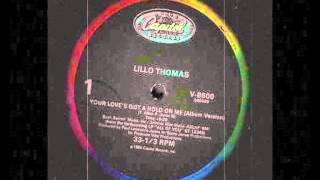 Lillo Thomas – Your Love