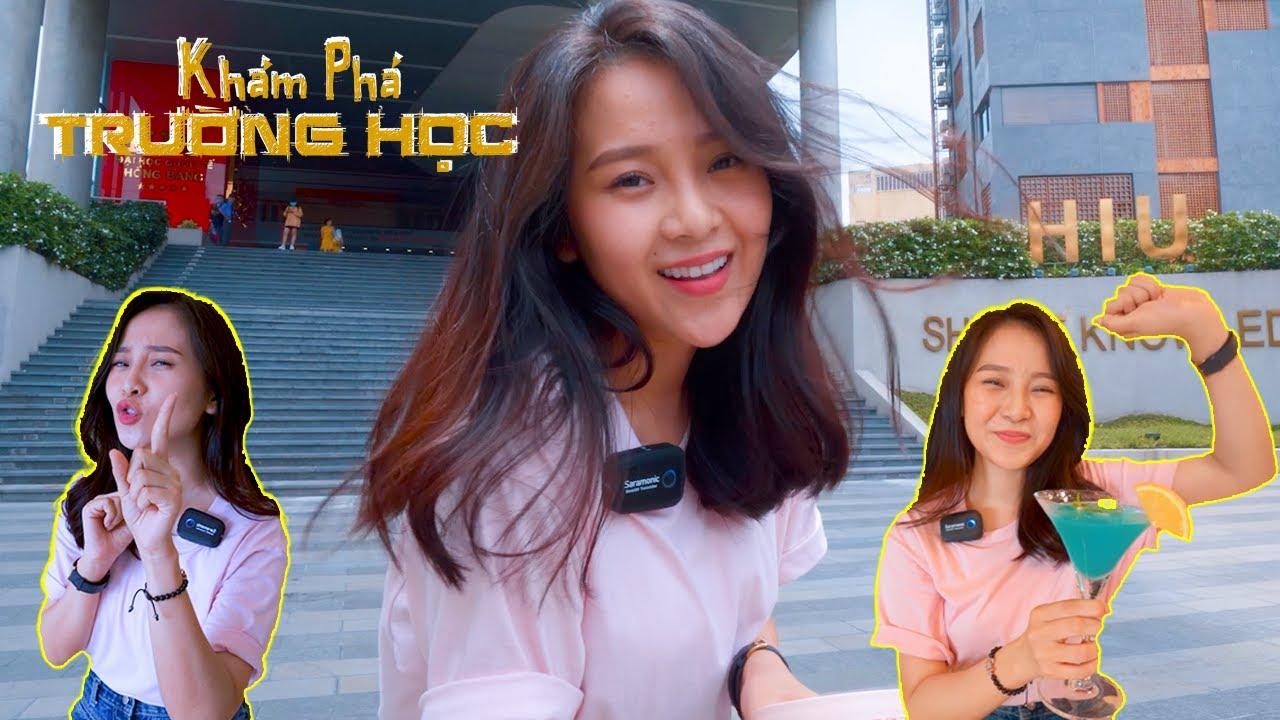 Khám phá trường học: Bên trong 'con tàu tri thức' của ĐH Quốc tế Hồng Bàng có gì hấp dẫn?