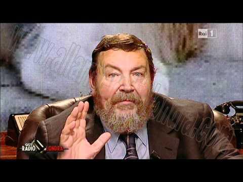 """""""Gli animali, quella roba lì"""" 19 gennaio 2012 Qui Radio Londra Giuliano Ferrara"""