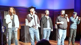Home Free Concert in New Orleans 10/13/15