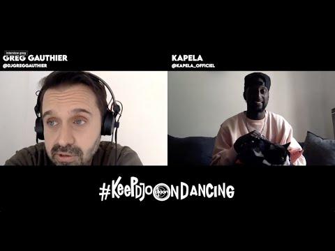 A chat with Greg Gauthier & Kapela #keepdjoondancing