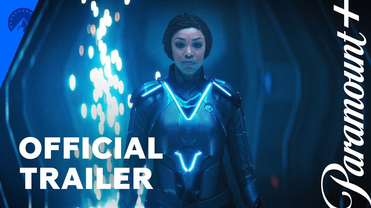 Download Star Trek: Discovery   Season 4 Official Trailer   Paramount+