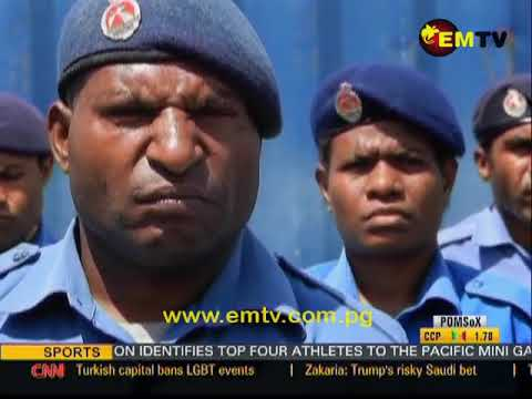 EMTV News – 20th November, 2017