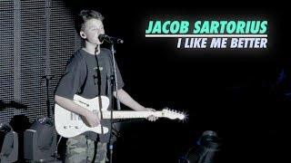 jacob sartorius i like me better live cover on valentines day