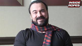 Drew McIntyre On His Relationship With Vince NXT 2 0 GRADO Hilariously Mocks Drew s Accent