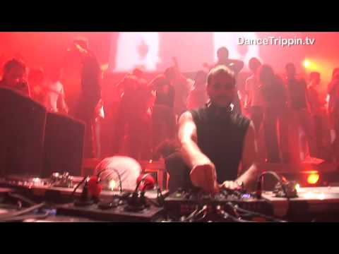 Tiefschwarz   Electronation @Melkweg DJ Set   DanceTrippin