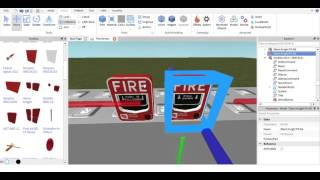 How to Wire a Roblox Fire System