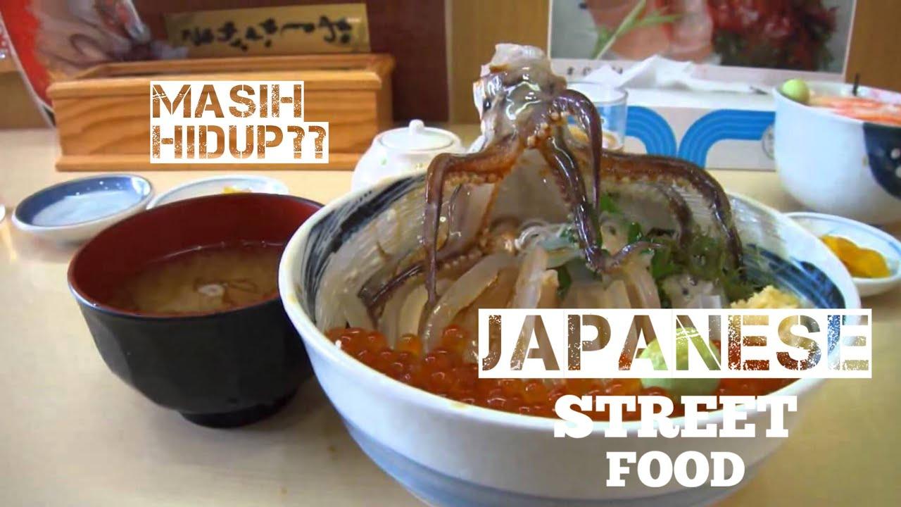 CUMI GOYANG (JAPANESE STREET FOOD) Makanan hits di Jepang   Wajib dicoba pecinta seafood