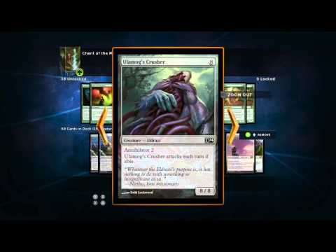 Magic 2014 Duels of the Planeswalkers Chant of the Mul Daya Deck Teck and Build Guide