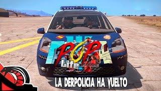 LA DERPOLICIA DE NUEVO | ARMA 3 - Pop Life 2.0 - En directo