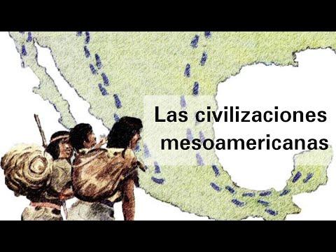 las-civilizaciones-mesoamericanas---historia