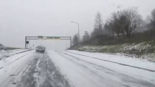 1/7/2017 Oregon Ice storm and snow