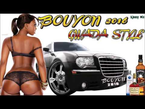 Bouyon 2016 Mix Gwada Style @djeasy
