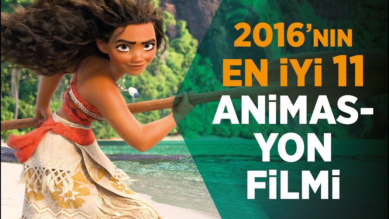 2016 Animasyon Filmleri - En İyi 11 Film İzle (Fragmanlarıyla)