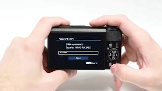 Canon PowerShot ELPH 360 HS - Wireless Connection with a Windows Device