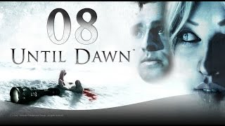 Until Dawn #08 - Die totale Kontrolle - [Deutsch] [Lets Play] [PS4] [Full HD]