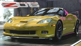 Need For Speed Heat - Chevrolet Corvette C6 Z06 - Customization, Review, Top Speed