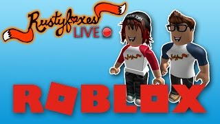 Nicole's Birthday Stream!!! Come join the party in Roblox!