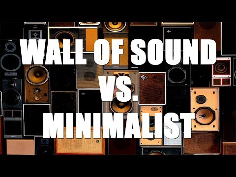 Wall Of Sound VS. Minimalist - Mixing & Audio Production Tips