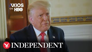 Trump says US coronavirus deaths total 'lower than the world'
