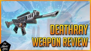 FORTNITE STW: DEATHRAY IN-DEPTH WEAPON REVIEW!