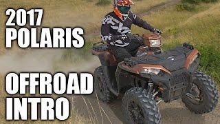 2017 Polaris Offroad Intro