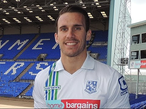 Liam Hogan On Joining Tranmere