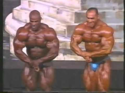 mr olympia 2000