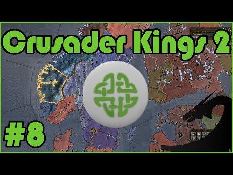Crusader Kings 2 - Scandinavia - Episode 8