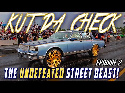 KUT DA CHECK VS THE WORLD! Blue Magic, Gone Hollyhood & More! – Street Beast Ep. 2