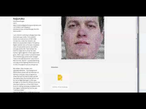 Mirror -- Unmasking A Cyber criminal   see description for important info