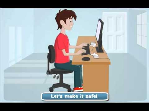 Health and Safety Authority (HSA) — Advice and guidelines for Computer Keyboard Usage