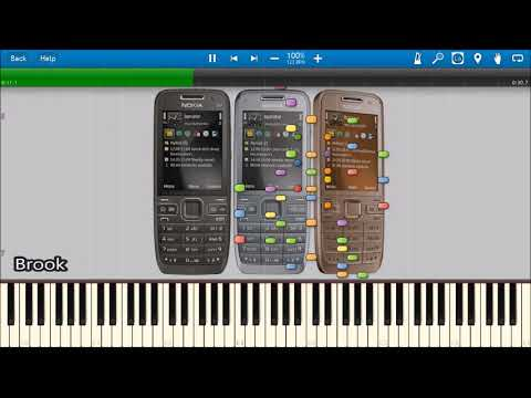 NOKIA E52 RINGTONES IN SYNTHESIA