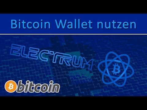So nutzt ihr eure Bitcoin Wallet (Bitcoin Geldbörse)! [Deutsch]