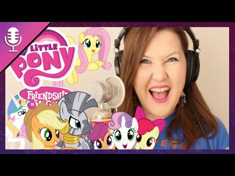 "Katy Perry ~ ""DARK HORSE"" (Sung in MLP Voices)"
