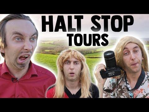 Halt Stop Tours - Andreas, der Touri-Guide📸