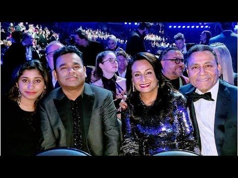 AR Rahman attends Grammy Awards 2019 with daughter Raheema; see pics Mp3