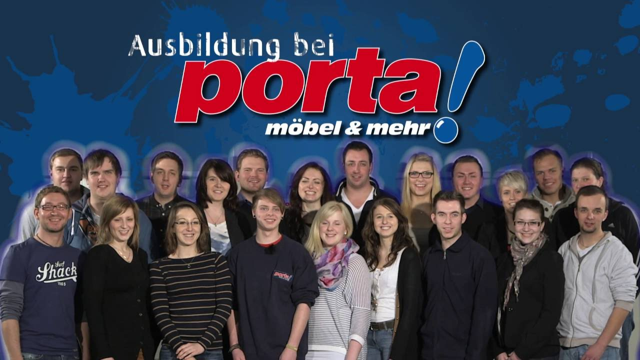 Ausbildung Kaufmann Für Büromanagement Porta Möbel Logistik Für