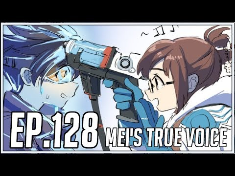 Mei's True Voice - Random Overwatch Highlights - Ep. 128