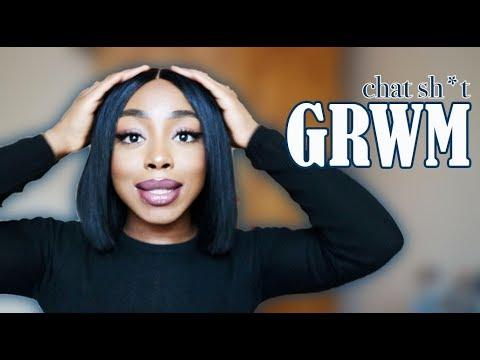 BITTER NIGERIAN AUNTIES HATE FEMINISM | CHAT SH*T GRWM