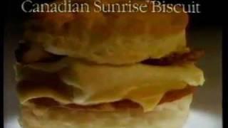 """Video 1988 Hardee's Restaurant Commercial """"Canadian Sunrise Biscuit"""" download MP3, 3GP, MP4, WEBM, AVI, FLV Juli 2018"""