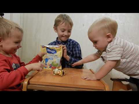 Остался за старшего. Чем накормить ребенка? Самая лучшая каша Nestle