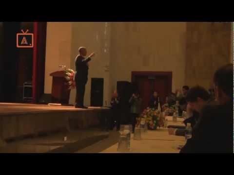 [AmsTV] Buổi giao lưu của Tổng Giám đốc NASA - Charles Bolden và các Amser