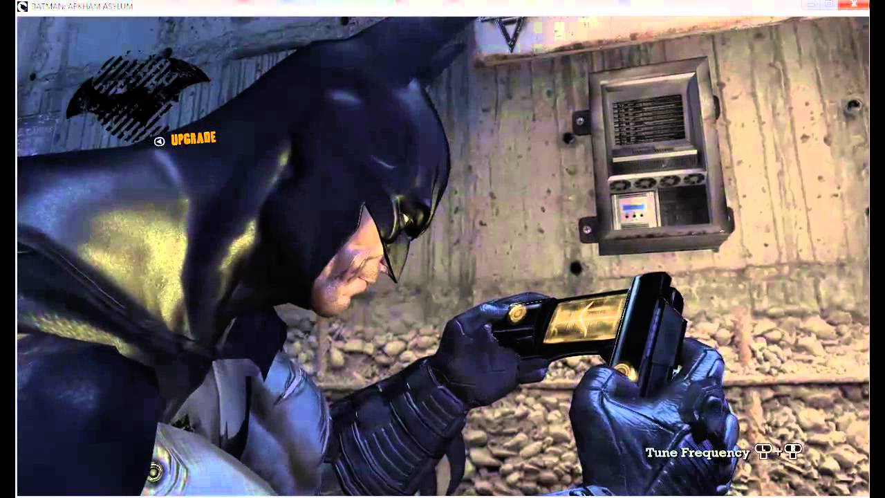 Batman arkham asylum hook up with the relatives
