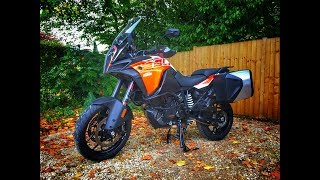 Top 5 things I love about the 2017 KTM 1290 Super Adventure S