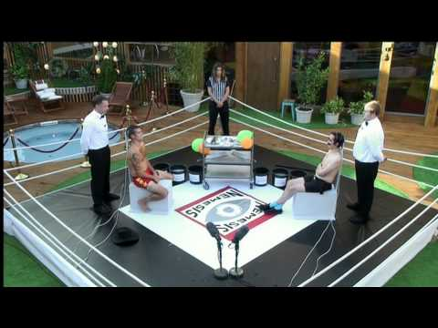 Big Brother UK Day 48 (Wed 31 July 2013)