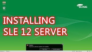 How to install suse linux enterprise server 11 step by step