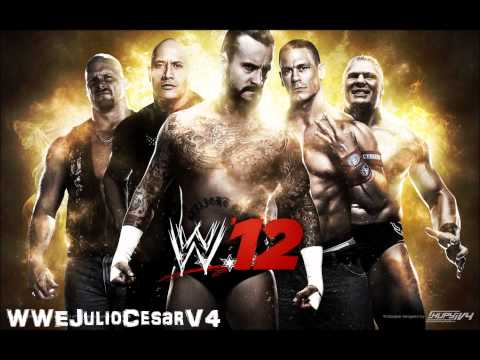 WWE '12 Official Theme Song: