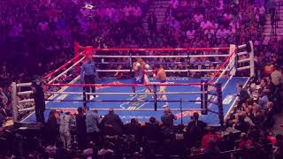 pacquiao vs thurman FULL FIGHT PERFECT VIEW    INSIDE THE ARENA